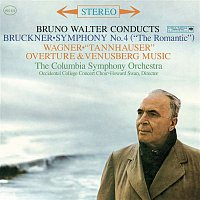 "Bruno Walter, Columbia Symphony Orchestra, Anton Bruckner – Bruckner: Symphony No. 4 in E-Flat Major ""Romantic"" & Wagner Overtures - Sony Classical Originals"