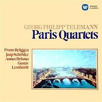 Frans Bruggen, Jaap Schroder, Anner Bylsma & Gustav Leonhardt – Telemann: Paris Quartets