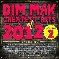 Atari Teenage Riot – Dim Mak Greatest Hits of 2012, Vol. 2