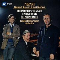 Christoph Eschenbach, Helmut Schmidt, Justus Frantz, London Philharmonic Orchestra – Mozart - 2- & 3-Piano Concertos