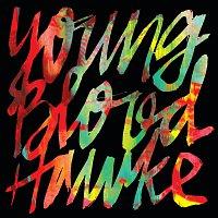 Přední strana obalu CD Youngblood Hawke [EP]