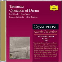 Paul Crossley, Peter Serkin, London Sinfonietta, Oliver Knussen – Takemitsu: Quotation of Dream