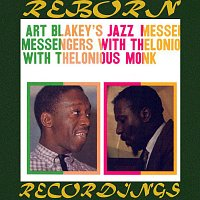 Přední strana obalu CD Art Blakey's Jazz Messengers with Thelonious Monk (HD Remastered)