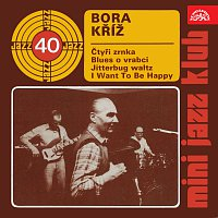 Bora Kříž – Mini Jazz Klub 40
