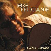 Přední strana obalu CD A Mexico...Con Amor