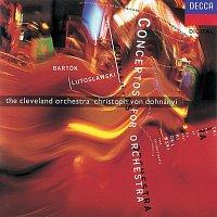 The Cleveland Orchestra, Christoph von Dohnányi – Bartók & Lutoslawski: Concertos For Orchestra
