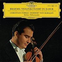 Christian Ferras, Berliner Philharmoniker, Herbert von Karajan – Brahms: Violin Concerto; Violin Sonata No.1