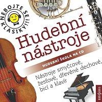 Různí interpreti – Nebojte se klasiky! 17-20 - komplet Hudební nástroje CD