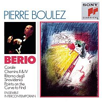 Pierre Boulez – Berio:  Chemins II & Chemins IV;  Points on the Curve to Find
