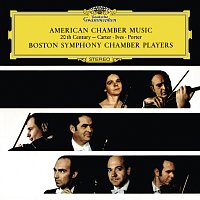 Boston Symphony Chamber Players – Carter: Sonata For Flute, Oboe, Violoncello And Harpsichord / Ives: Largo For Violin, Clarinet And Piano / Porter: Quintet For Oboe And String Quartet / Dvorák: String Quintet No.2 In G Major, Op.77, B.49