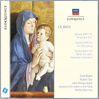 Dame Janet Baker, John Shirley-Quirk, Academy of St. Martin in the Fields – Bach, J.S,: Cantatas Nos.170, 82 & 159