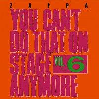 Přední strana obalu CD You Can't Do That On Stage Anymore, Vol. 6