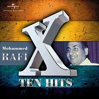 Přední strana obalu CD Mohammed Rafi Ten Hits