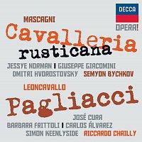 Jessye Norman, Giuseppe Giacomini, Dmitri Hvorostovsky, Semyon Bychkov, José Cura – Mascagni: Cavalleria Rusticana / Leoncavallo: Pagliacci