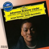 Jessye Norman, Daniel Barenboim – Brahms: Lieder