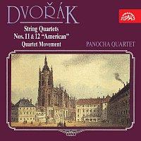 Panochovo kvarteto – Dvořák: Smyčcové kvartety č. 11 a 12, Kvartetní věta