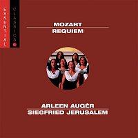 Helmuth Rilling, Siegfried Jerusalem, Wolfgang Amadeus Mozart, Carolyn Watkinson, Arleen Augér, Siegmund Nimsgern, Bach Collegium Stuttgart – Mozart: Requiem