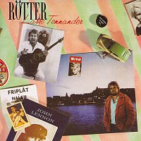 Přední strana obalu CD Rotter