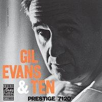 Přední strana obalu CD Gil Evans & Ten