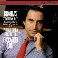 Riccardo Muti, Philadelphia Orchestra – Brahms: Symphony No. 2; Academic Festival Overture