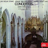Various Artists – Koncerty pro varhany a orchestr