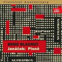 Přední strana obalu CD Classical Anniversary Beno Blachut /Janáček: Písně