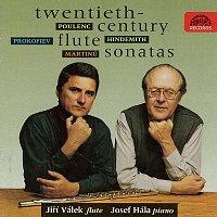 Jiří Válek, Josef Hála – Poulenc, Hindemith, Prokofjev, Martinů: Sonáty pro flétnu a klavír