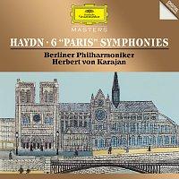 """Přední strana obalu CD Haydn, J.: 6 """"Paris"""" Symphonies"""
