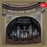Jiří Ropek, Milan Šlechta – Skladby pro varhany