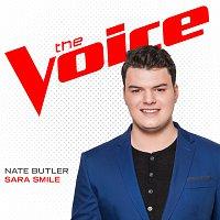 Nate Butler – Sara Smile [The Voice Performance]