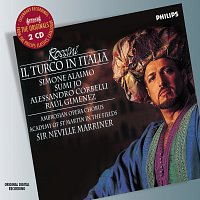 Sumi Jo, Simone Alaimo, Academy of St. Martin in the Fields, Sir Neville Marriner – Rossini: Il Turco in Italia [2 CDs]
