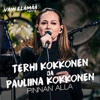 Přední strana obalu CD Pinnan alla (Vain elamaa kausi 8)