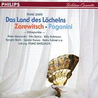 Reinhold Bartel, Rita Bartos, Herta Talmar, Willi Hofmann, Renate Holm, Chor – Das Land des Lachelns - Der Zarewitsch - Paganini