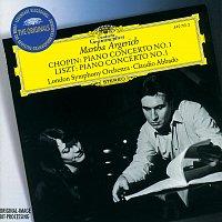 Martha Argerich, London Symphony Orchestra, Claudio Abbado – Chopin: Piano Concerto No.1 / Liszt: Piano Concerto No.1