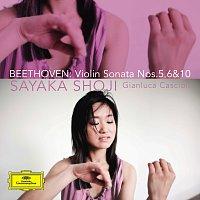 Gianluca Cascioli, Sayaka Shoji – Beethoven: Violin Sonata Nos. 5, 6 & 10