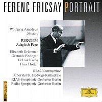 Elisabeth Grummer, Gertrude Pitzinger, Helmut Krebs, Hans Hotter, RIAS Kammerchor – Ferenc Fricsay Portrait - Mozart: Requiem; Adagio & Fugue