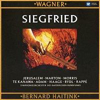 Éva Marton, Siegfried Jerusalem, Symphonieorchester des Bayerischen Rundfunks & Bernard Haitink – Wagner: Siegfried