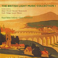 Přední strana obalu CD The British Light Music Collection 1