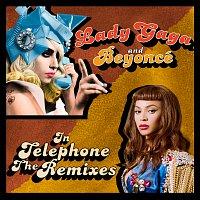 Přední strana obalu CD Telephone [The Remixes]