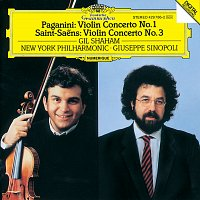 Přední strana obalu CD Paganini: Violin Concerto No.1 op.6