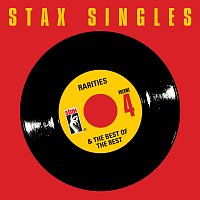 Přední strana obalu CD Stax Singles, Vol. 4: Rarities & The Best Of The Rest