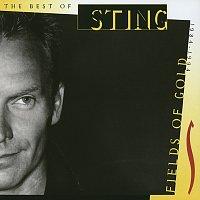 Přední strana obalu CD Fields Of Gold - The Best Of Sting 1984 - 1994
