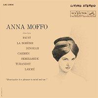 Anna Moffo – Anna Moffo sings Arias from Faust; La Boheme; Dinorah; Carmen; Semiramide; Turandot; Lakmé