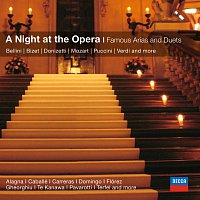 Agnes Baltsa, Edita Gruberova, Luciano Pavarotti, Jon Vickers – An Evening at the Opera: Famous Arias And Duets