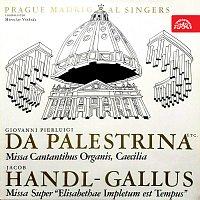 "Pražští madrigalisté – Missa super Elisabethae impletum est tempus, Missa ""Cantantibus organis, Caecilia"""