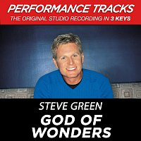 Steve Green – God Of Wonders [Performance Tracks]