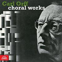 Přední strana obalu CD Orff: Sborové skladby