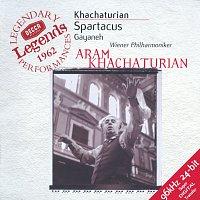 Wiener Philharmoniker, Aram Khachaturian, L'Orchestre de la Suisse Romande – Khachaturian: Spartacus; Gayaneh; The Seasons