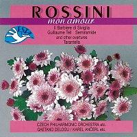 Gioacchino Antonio Rossini, různí interpreti – Mon amour /Rossini: Operní předehry