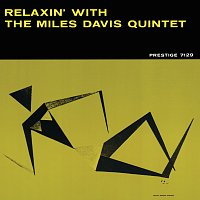 Přední strana obalu CD Relaxin' With The Miles Davis Quintet